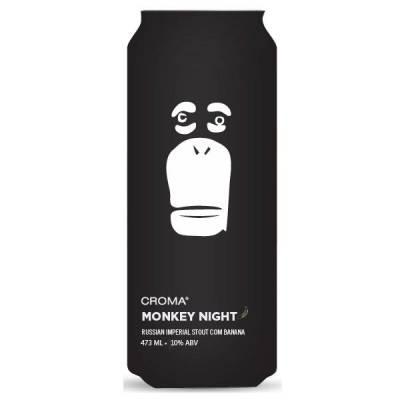 CROMA MONKEY NIGHT RIS BANANA 473ML