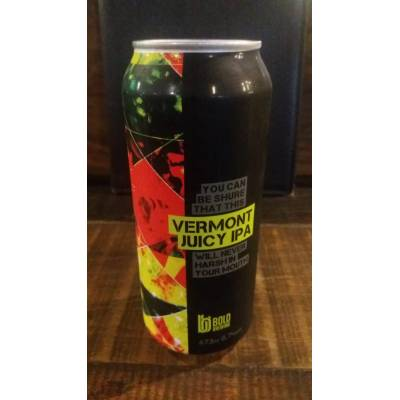 BOLD VERMONT JUICY IPA 473ML